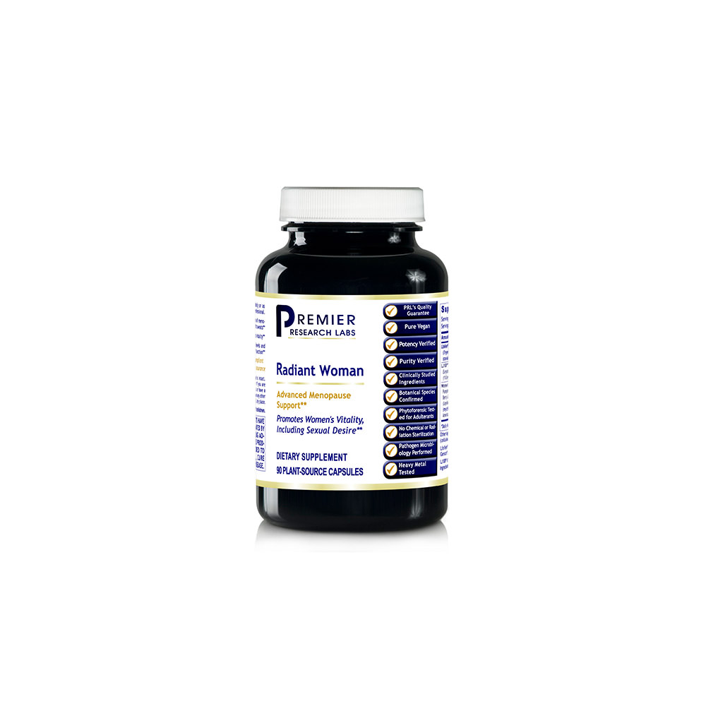 Premier Research Labs - Radiant Woman - Click to Shop