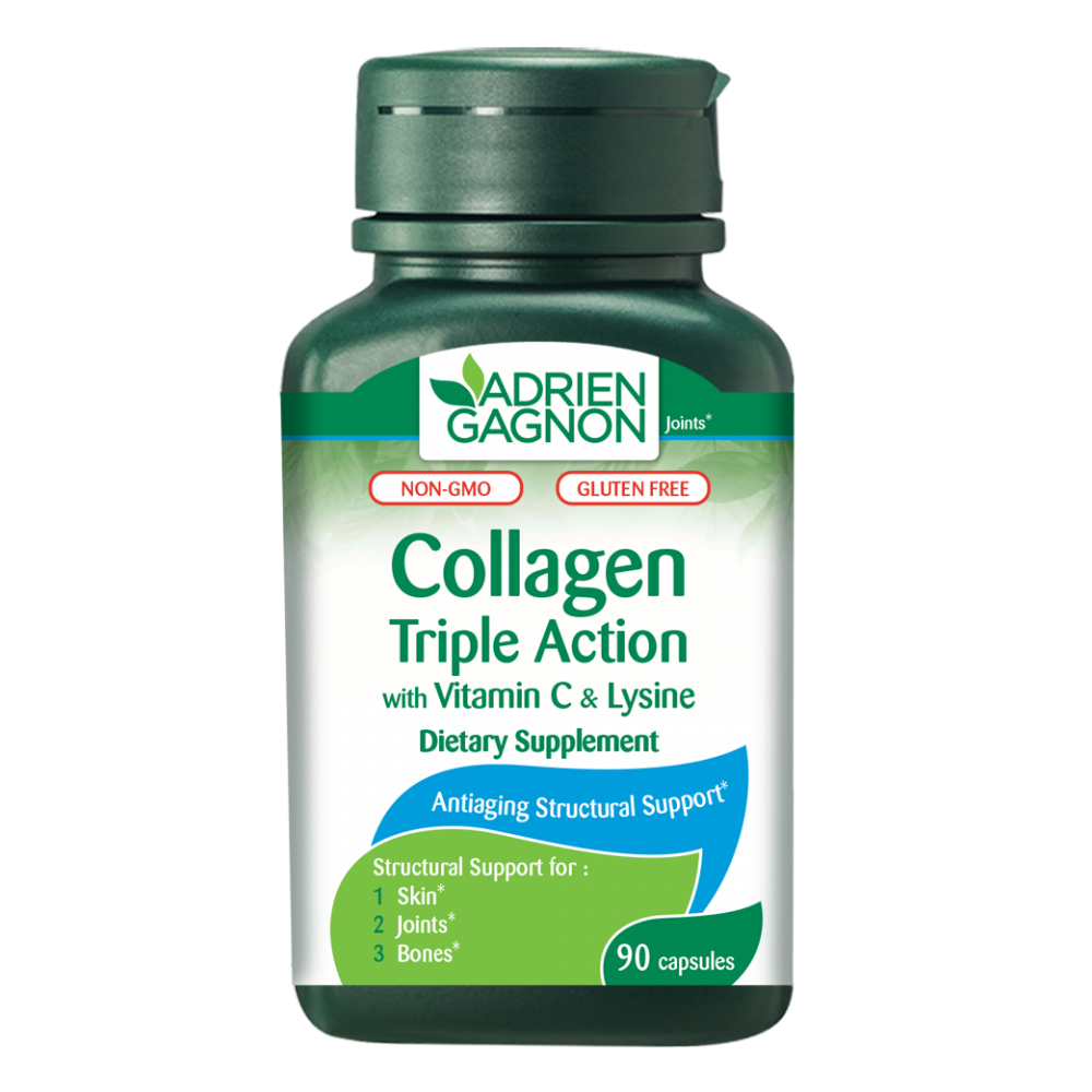 MeyerDC Featured Products - Adrien Gagnon Collagen Triple Action - Click to Shop