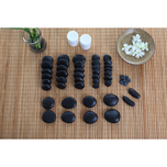 50-Piece Hot Stone Set with DVD & Manual & More at MeyerDC™