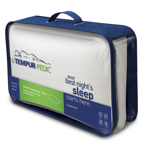 Tempur Symphony Pillow At Meyerdc Meyerdc