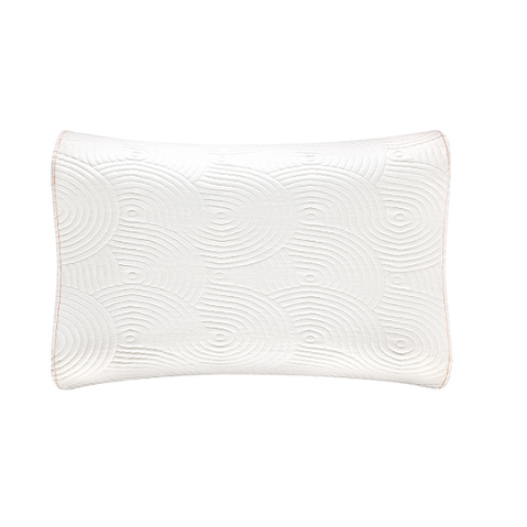 TEMPUR-Contour Side-to-Side Pillow for side sleepers.