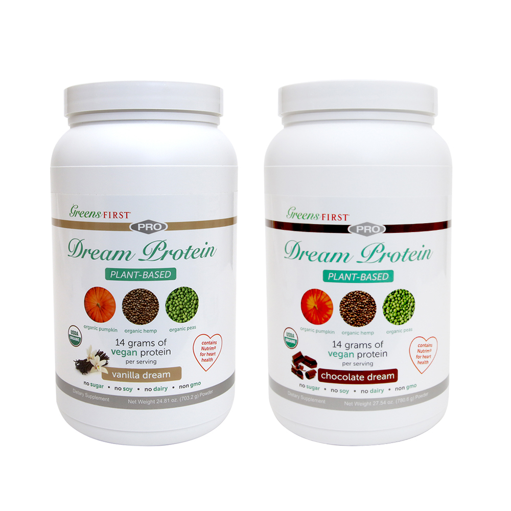 Greens First® Dream Protein Plant-Based