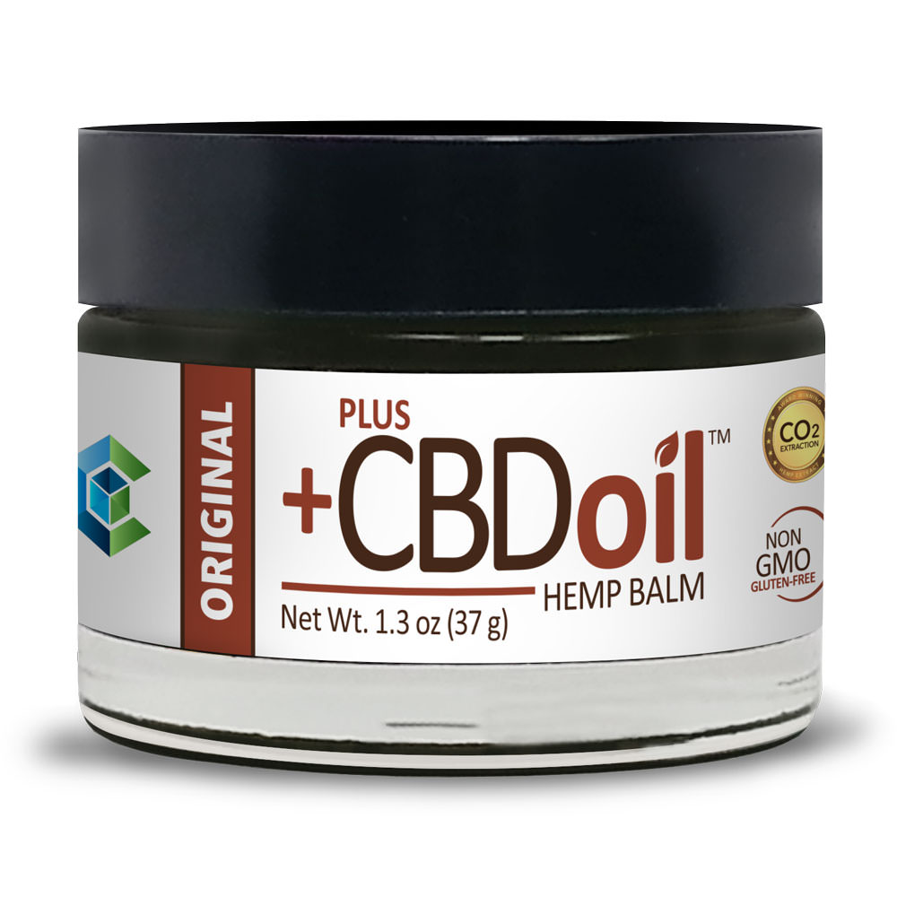 Plus CBD Oil PlusCBD™ Oil Balm - Original