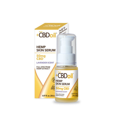 CBD Balms and Serums
