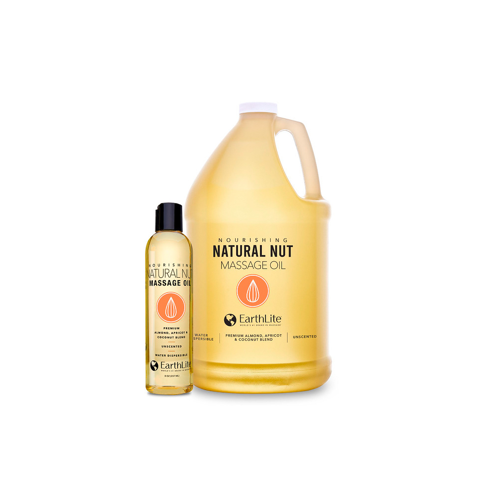 MeyerDC Featured Products - Earthlite Natural Nut Massage Oil - Click to Shop