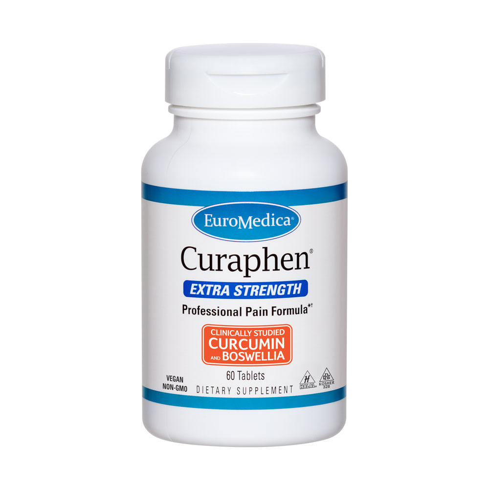 MeyerDC Featured Products - EuroMedica Curaphen® Extra Strength - Click to Shop