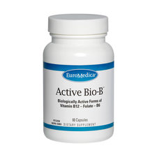 Product Image - EuroMedica<sup>®</sup> Active Bio-B  - Click to Shop