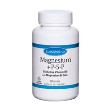 Product Image - EuroMedica<sup>®</sup> Magnesium + P-5-P - Click to Shop