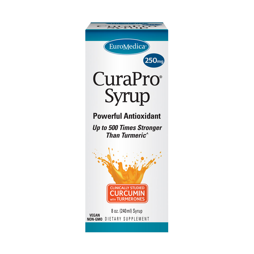 Product Image - EuroMedica CuraPro Syrup - Click to Shop