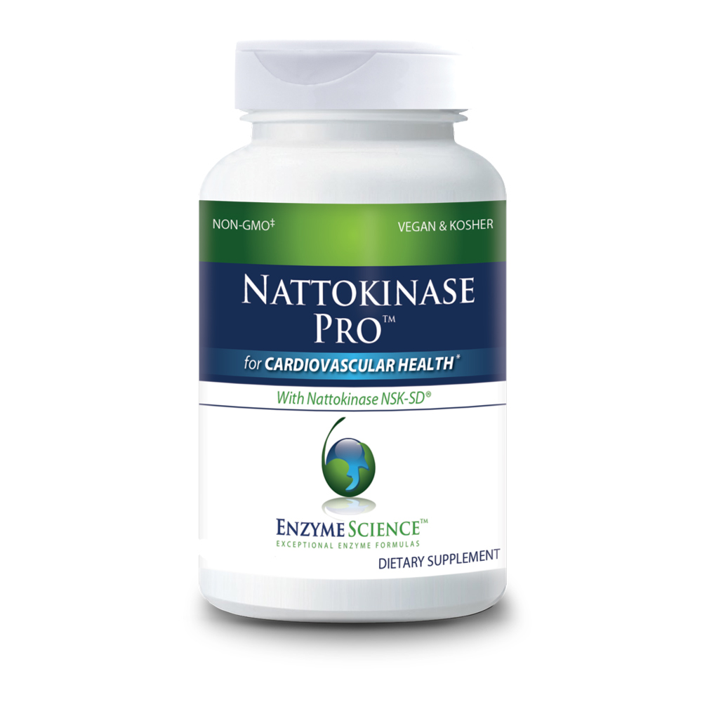 Enzyme Science Nattokinase Pro™ - Click to Shop