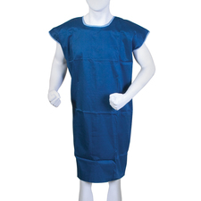 BodyMed Cloth Patient Exam Gowns - S, M, L, 2XL Only
