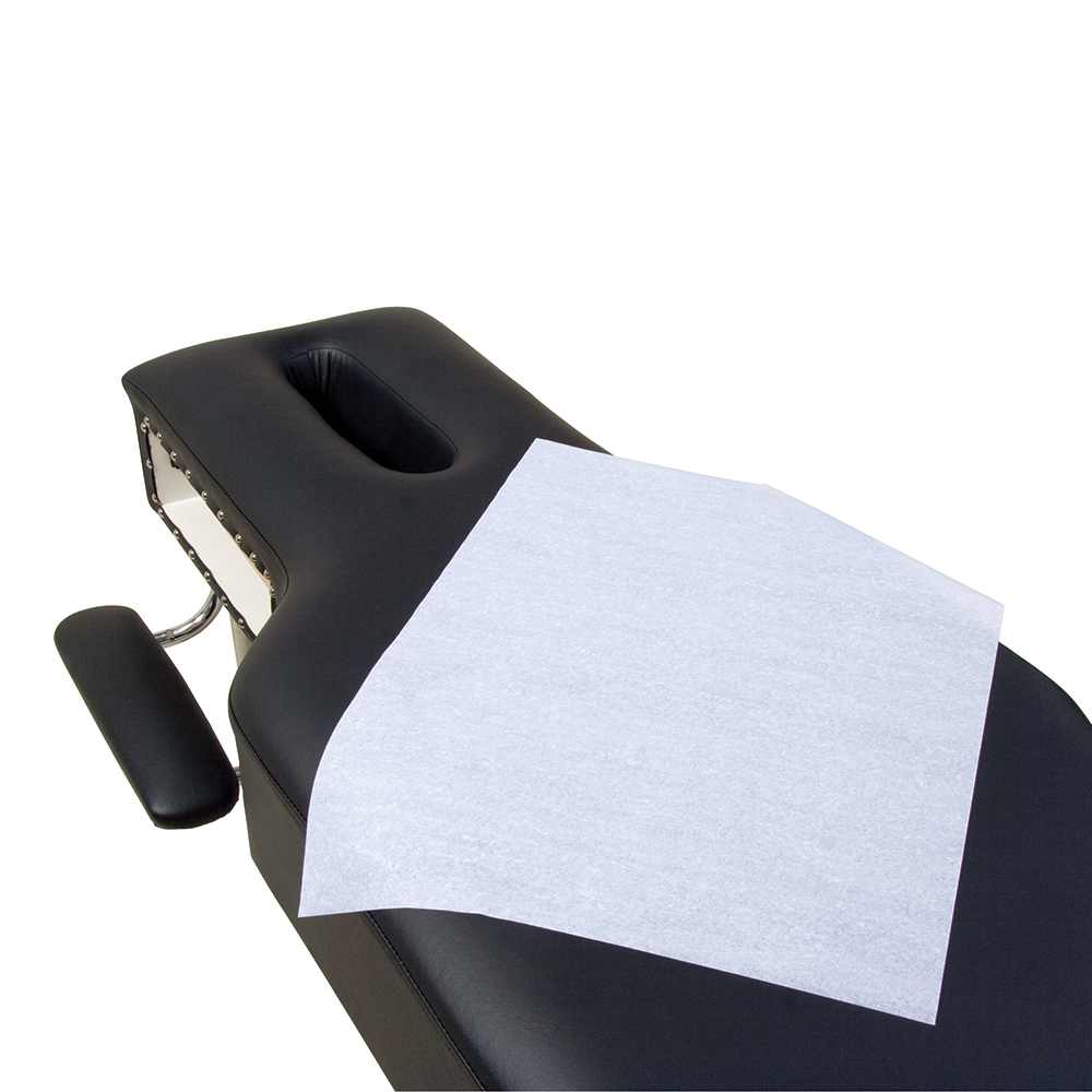 Product Image - BodyMed Pre-Cut Crepe Headrest Paper Sheets - Click to Shop