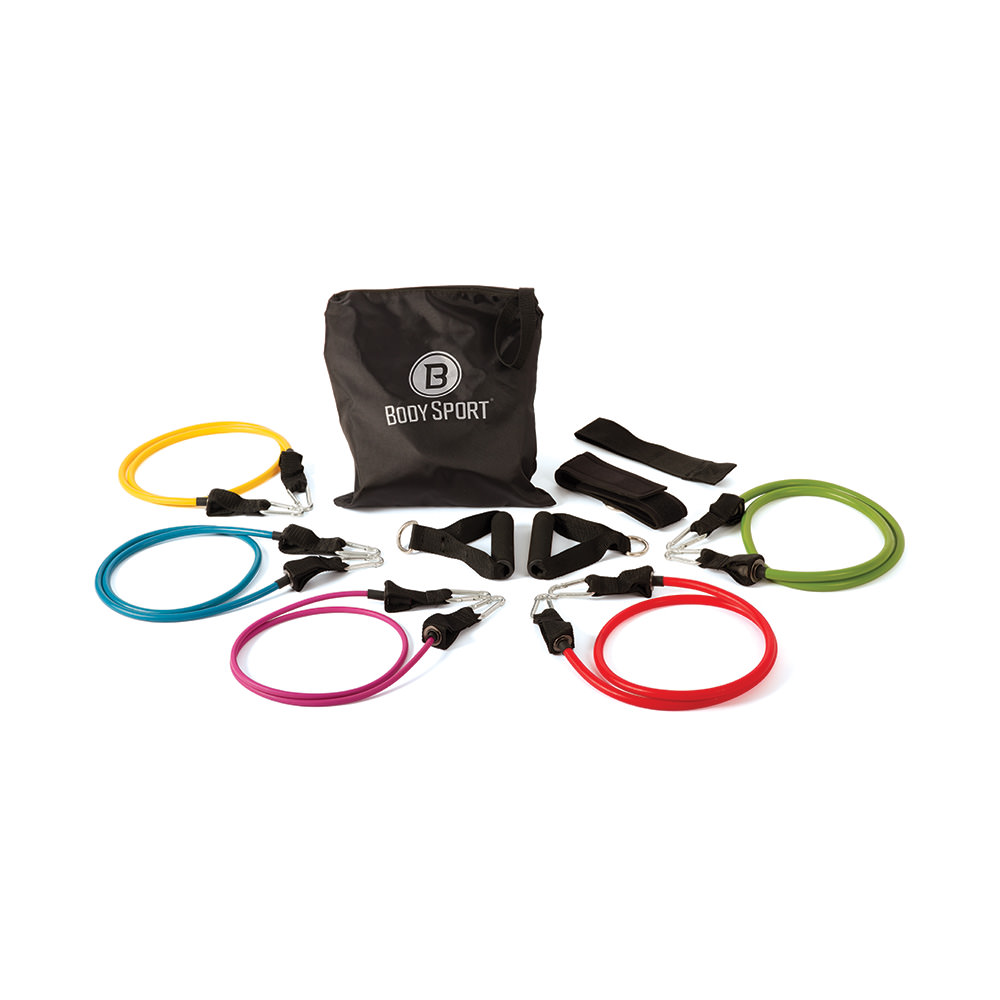Body Sport® Resistance Tube Kit