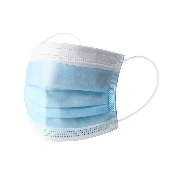 Disposable Face Mask - Box of 50