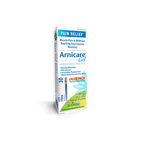 Arnicare® Gel / Arnica Pellets Value Pack