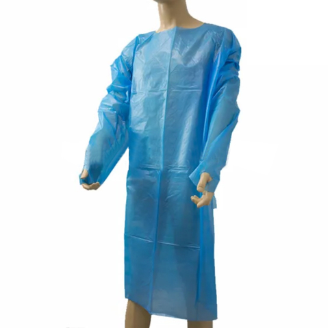 Non-Woven Basic Isolation Gown – Level 1
