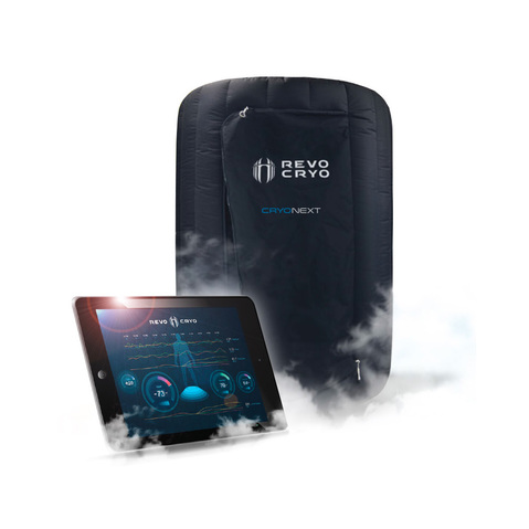 RevoCryo Portable Cryotherapy Unit from CryoNext