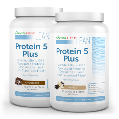 Greens First LEAN - Protein 5 Plus