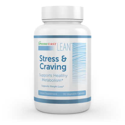 Greens First LEAN - Stress & Craving