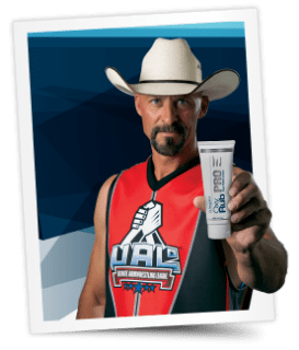 Kevin Bongard - World Champion Arm Wrestler and Rancher uses OxyRub