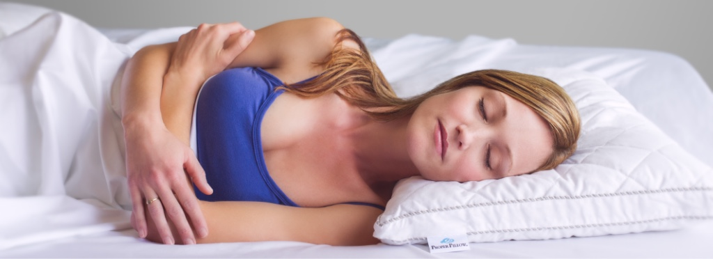 Proper Pillow Perfect for Side and Back Sleeping