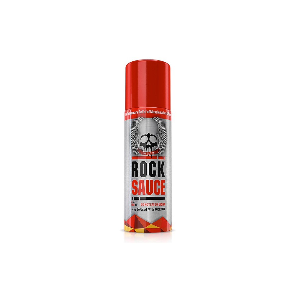 Rock Sauce Topical Pain Reliever for Athletes