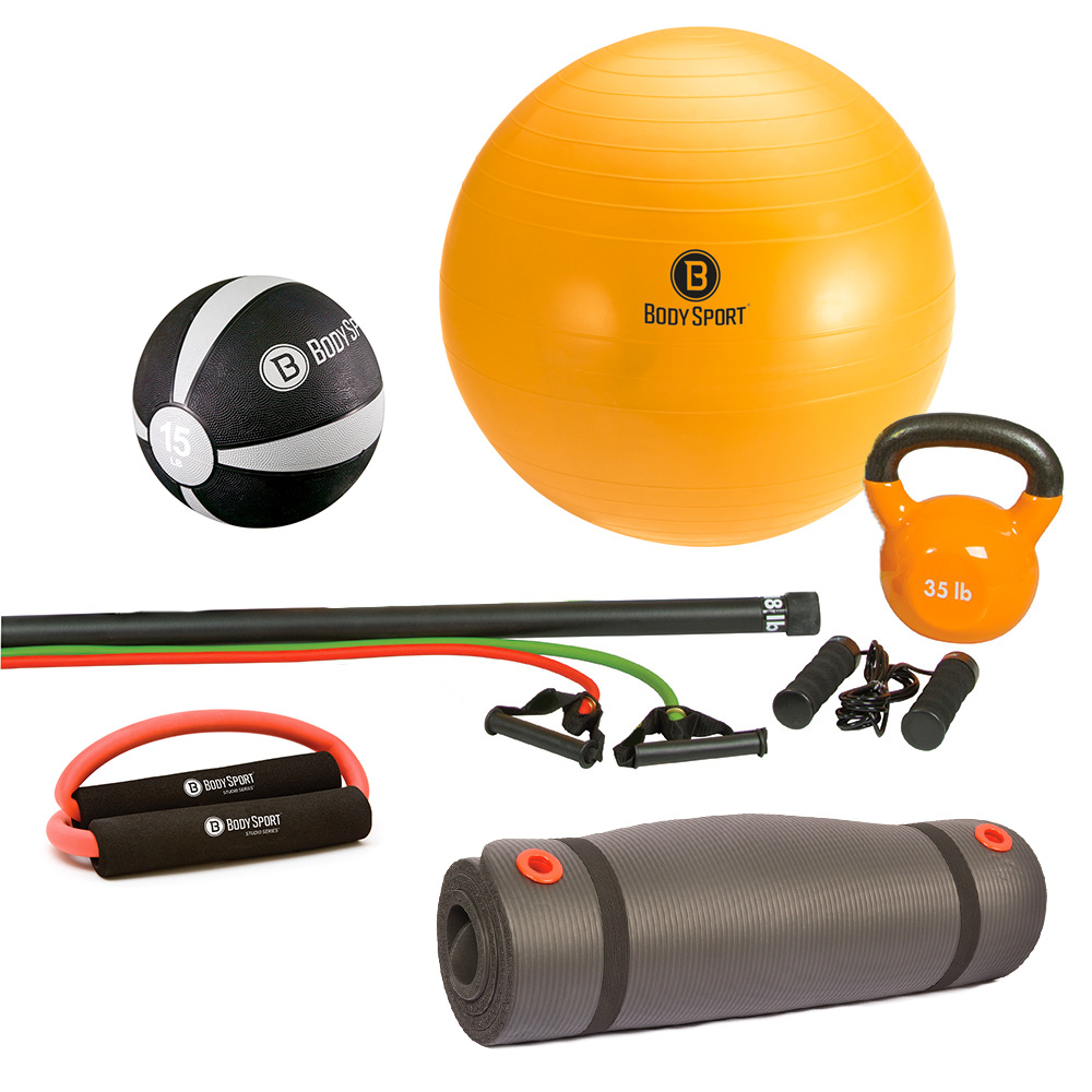 Body Sport® Rehabilitation Starter Kit